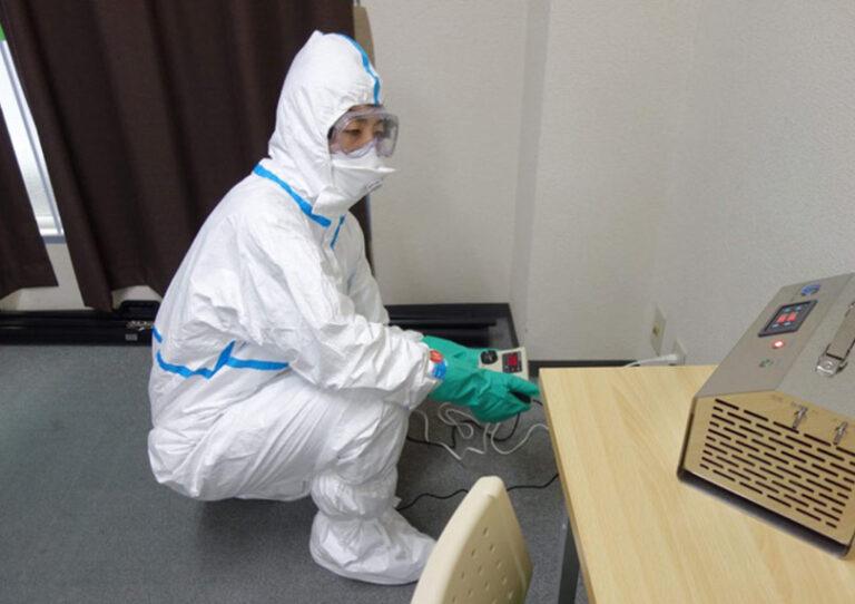 ミナカタ消毒株式会社①