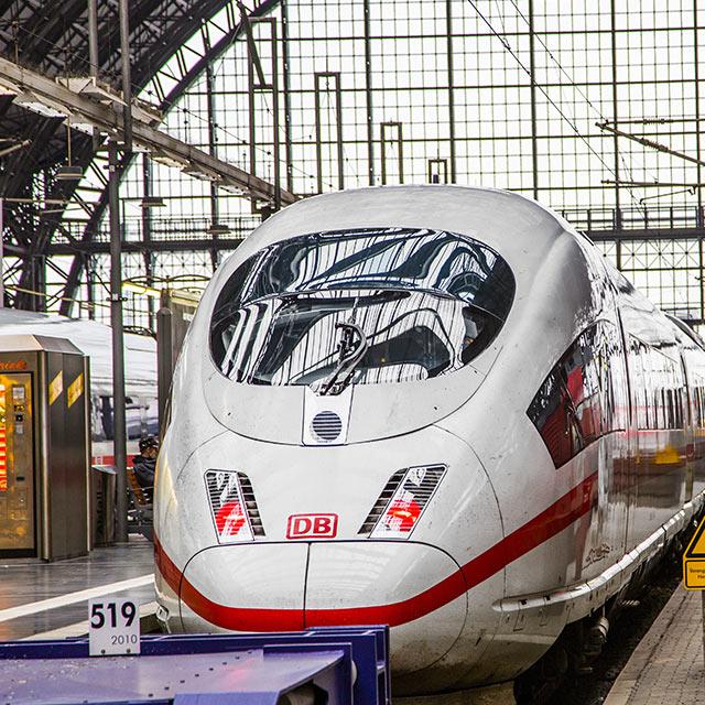ドイツ鉄道(Deutsche Bahn AG)